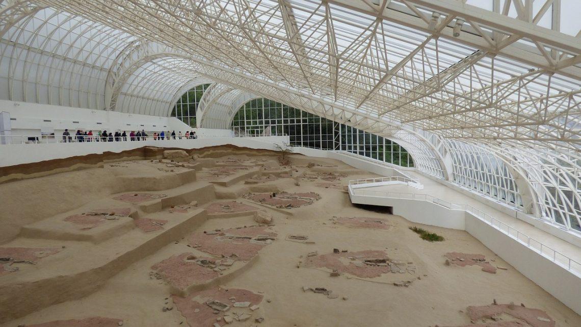 Centar za posetioce, arheološko nalazište Lepenski vir