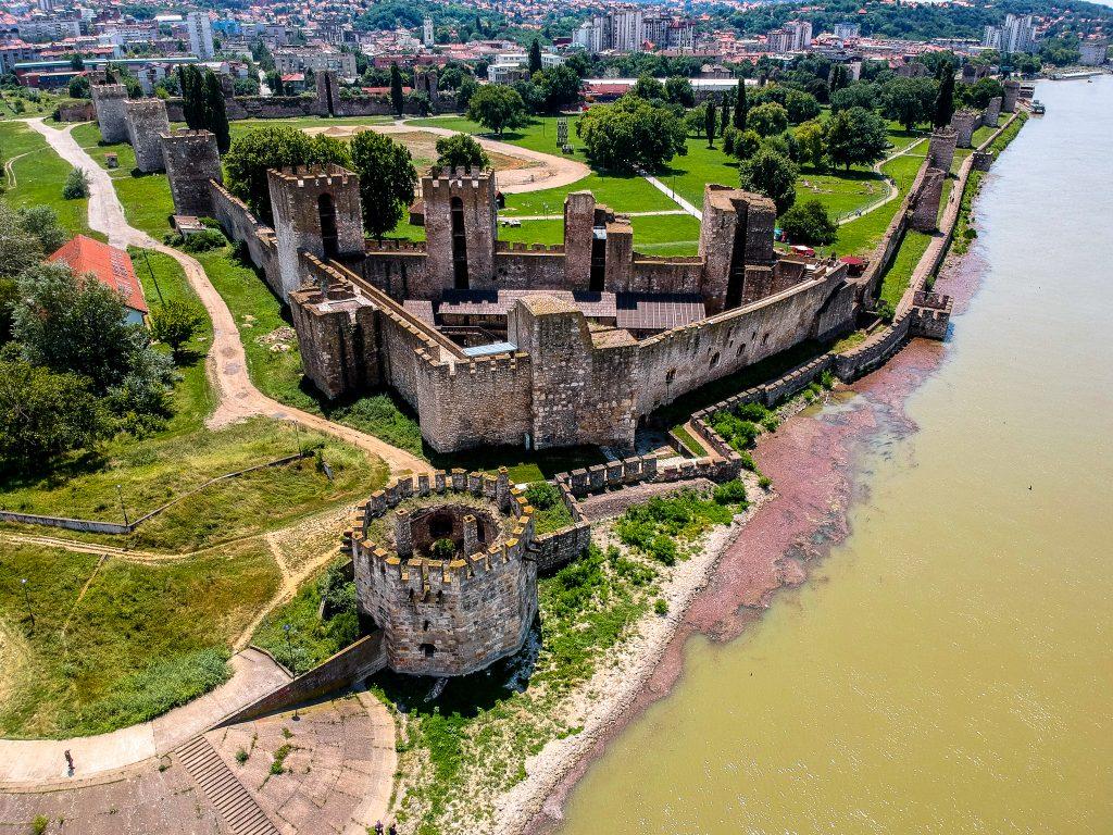 Tvrđave u Srbiji, Ideja za izlet - Smederevska tvrdjava - Grad Smederevo - Milenko Lazic