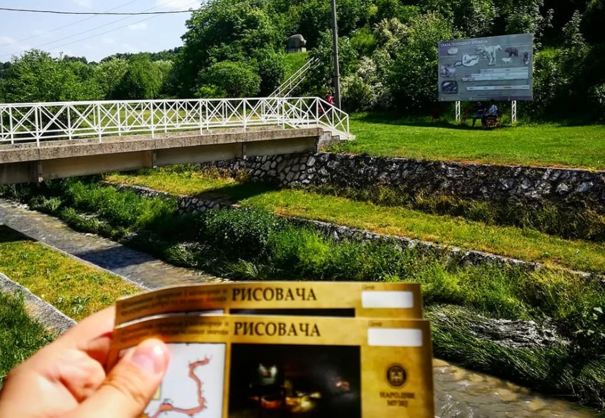 Pecina Risovaca destinacija u Srbji u blizini Arandjelovca