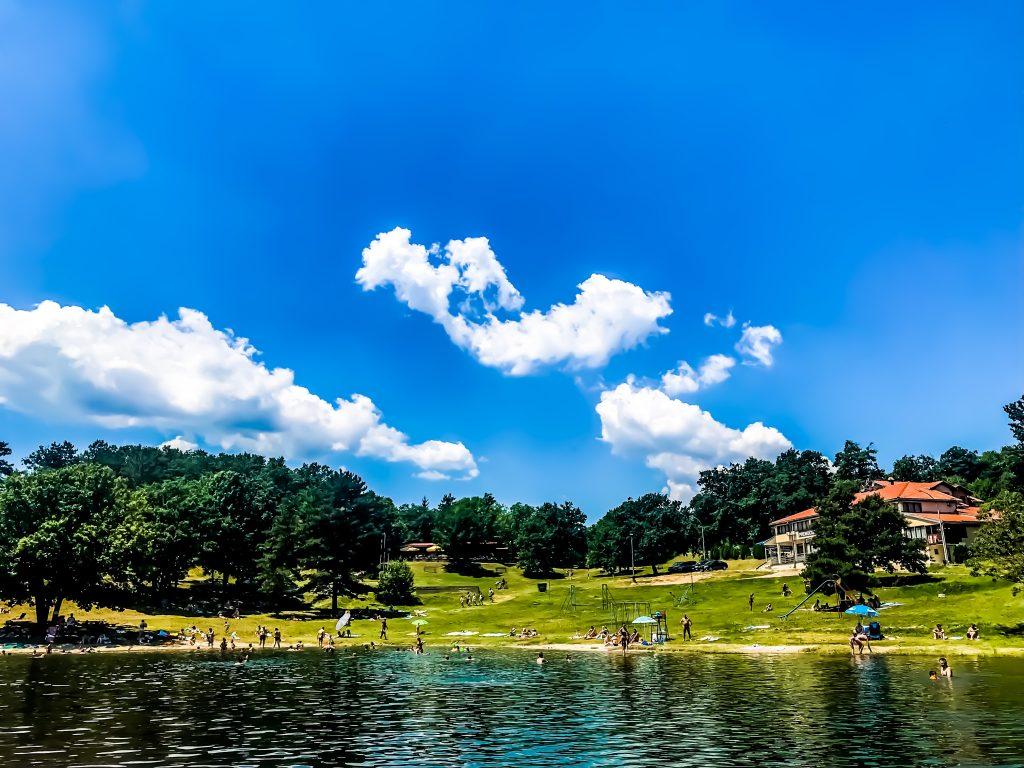 Jezera u Srbiji - Borsko jezero