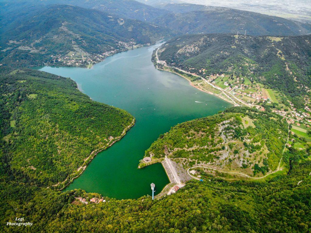 Jezera u Srbiji - Bovansko jezero