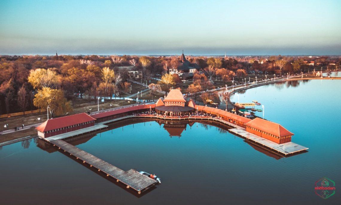 Palićko jezero - ideja za odmor - Kompas kaže Srbija