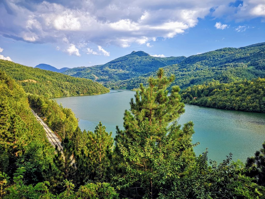 Jezera u Srbiji - Potpećko jezero