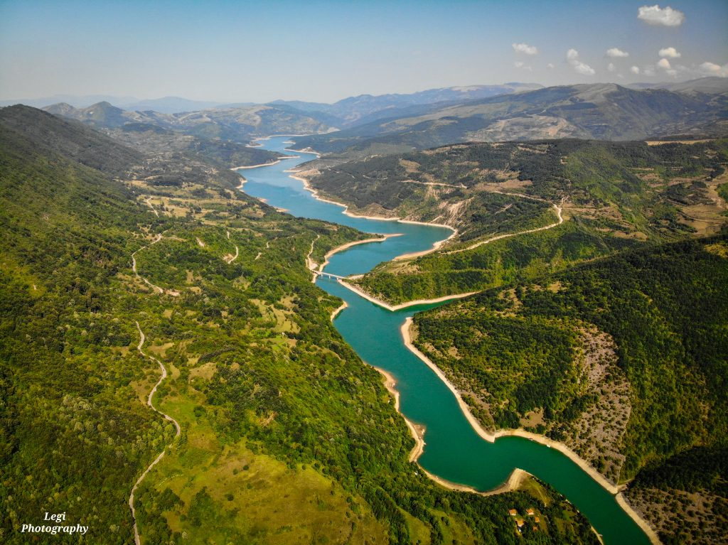 Jezera u Srbiji - Zavojsko jezero