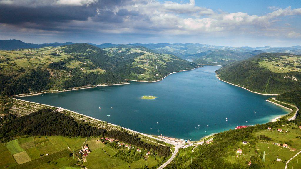 Jezera u Srbiji - Zlatarsko jezero