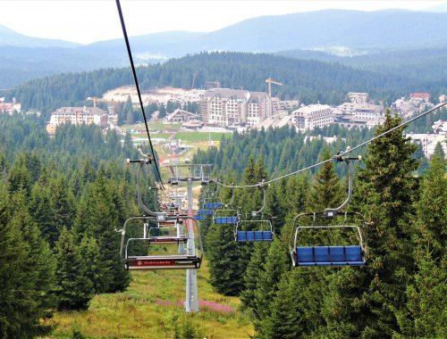 Panoramska vožnja žičarom - Ski Centar - Planina Kopaonik leti