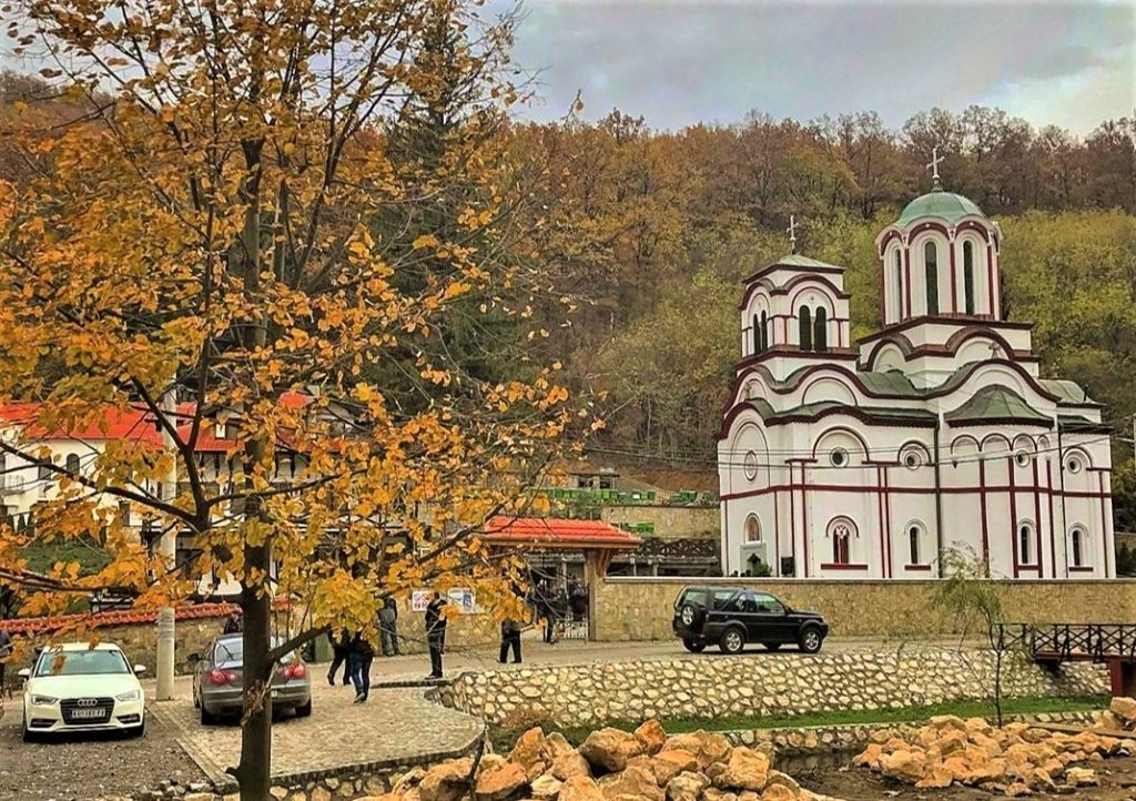 Manastir Tumane slika. Ideja za izlet putovanje