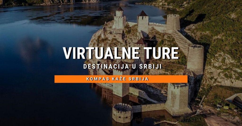 3D virtualne ture u Srbiji