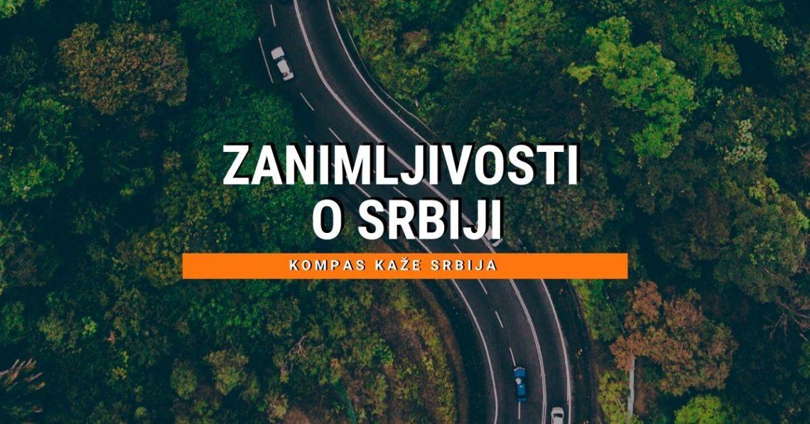 Zanimljivosti o Srbiji