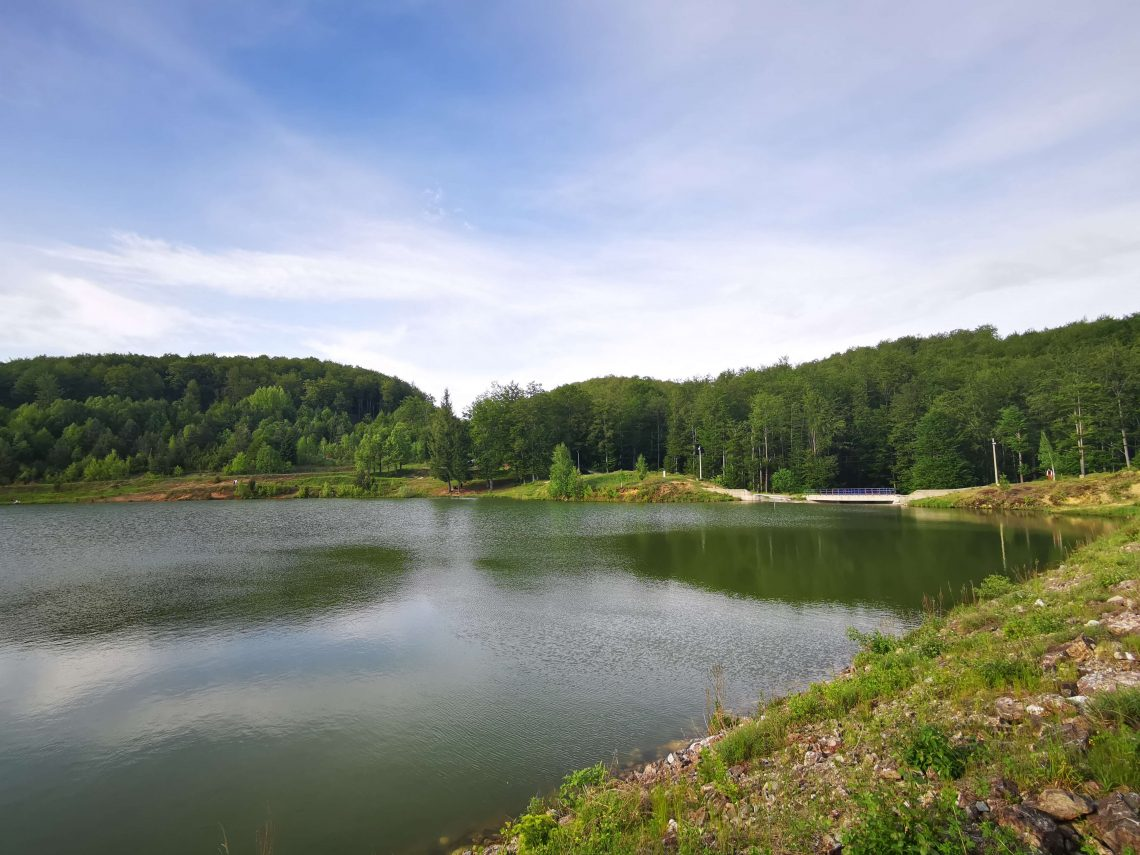 jezero seliste