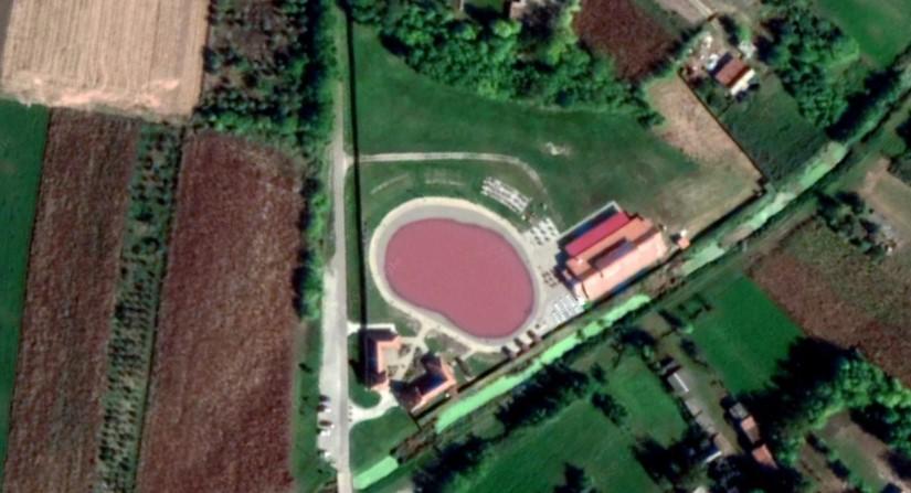 roze jezero pacir banja