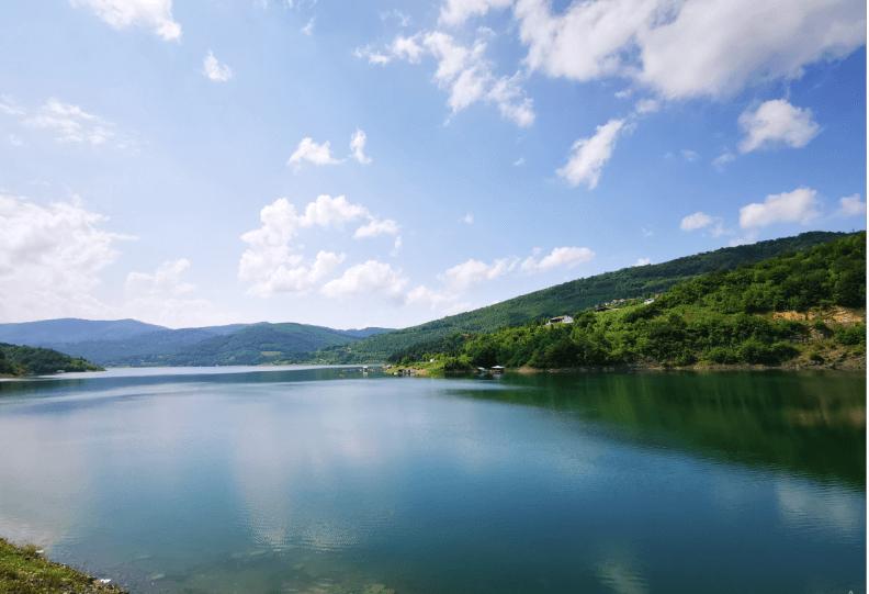 zavojsko jezero stara planina