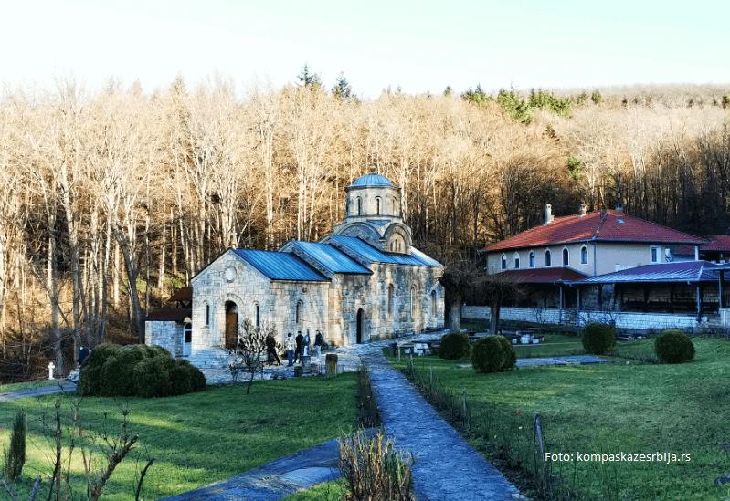 manastir tresije